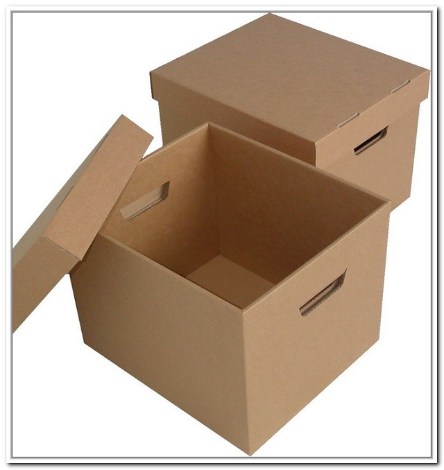 Beau Cardboard Storage Boxes And Other Storage Ideas   Packaging And Shipping  Supplies