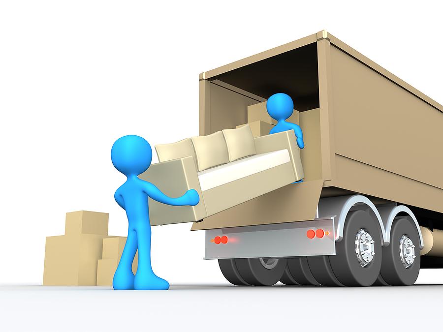Broward's moving company